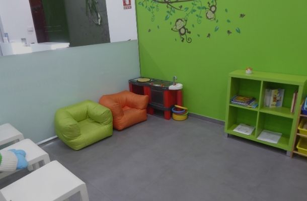 odontologia infantil instalaciones