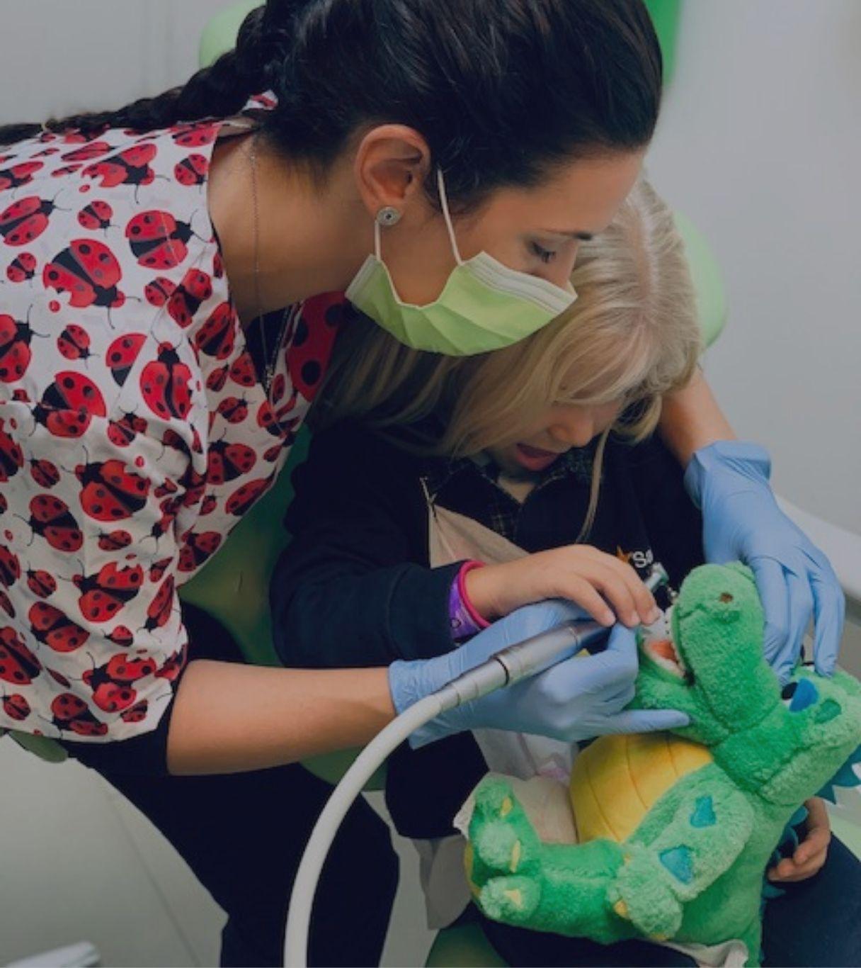 dentista para niños alcoy